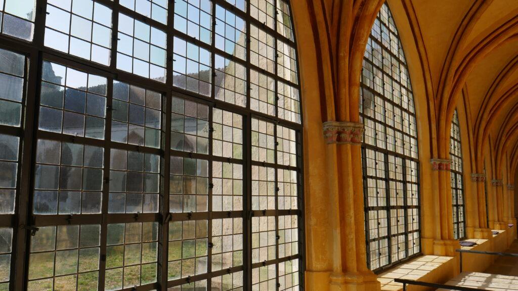 Galerie du cloître Saint-Corneille
